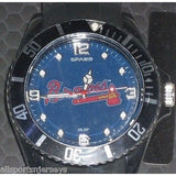 MLB Atlanta Braves Team Spirit Sports Watch by Rico Industries Inc