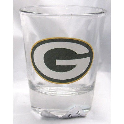 NFL Green Bay Packers Standard 2 oz Shot Glass by Hunter