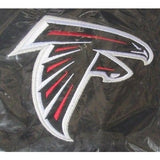 NFL Atlanta Falcons Headrest Cover Embroidered Logo Set of 2 by Team ProMark
