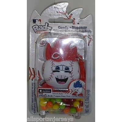 MLB Cincinnati Reds Radz Candy Dispenser .7oz
