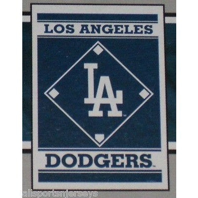 "MLB Los Angeles Dodgers 28""x40"" Team Vertical House Flag 1 Sided"