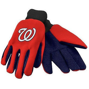 MLB Washington Nationals Utility Gloves by Forever Collectibles