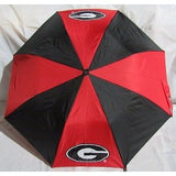 NCAA Travel Umbrella Georgia Bulldogs By McArthur For Windcraft