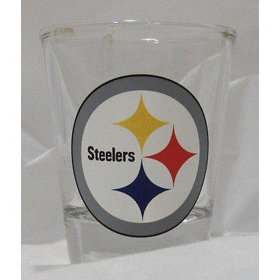 NFL Pittsburgh Steelers Standard 2 oz Shot Glass by Hunter