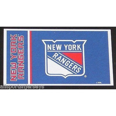 NHL 3' x 5' Team All Pro Logo Flag New York Rangers by Fremont Die