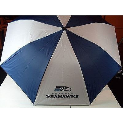 NFL Travel Umbrella Seattle seahawks By McArthur For Windcraft