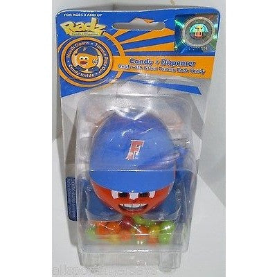 NCAA Florida Gators Radz Candy Dispenser .7oz