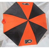 NHL Travel Umbrella Philadelphia Flyers By McArthur For Windcraft