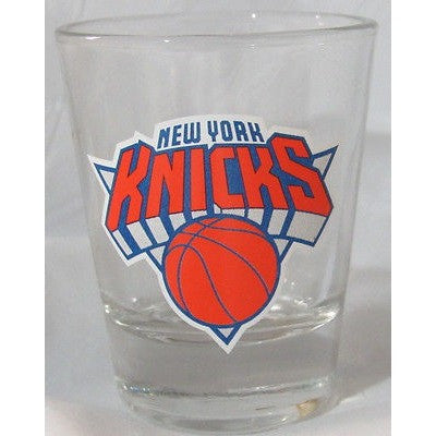 NBA New York Knicks Standard 2 oz Shot Glass by Hunter