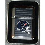 NFL Houston Texans Refillable Butane Lighter w/Gift Box by FSO
