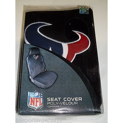 NFL Houston Texans Car Seat Cover by Fremont Die