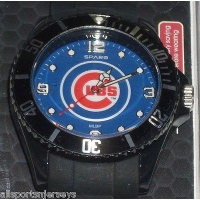 MLB Chicago Cubs Team Spirit Sports Watch by Rico Industries Inc