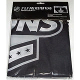 NHL 3' x 5' Team All Pro Logo Flag LA Kings Stanley Cup