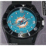 NFL Miami Dolphins Team Spirit Sports Watch by Rico Industries Inc