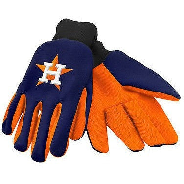 MLB Houston Astros Utility Gloves by Forever Collectibles