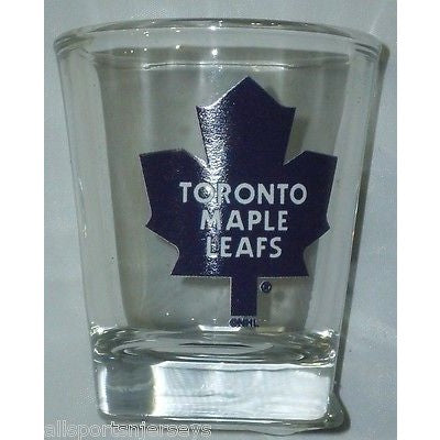 NHL Toronto Maple Leafs Standard 2 oz Shot Glass by Hunter
