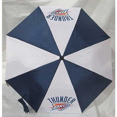 NBA Travel Umbrella Oklahoma City Thunder By McArthur For Windcraft