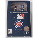 MLB Team Logo Earphones Chicago Cubs By iHip