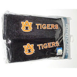NCAA Auburn Tigers Velour Seat Belt Pads 2 Pack by Fremont Die