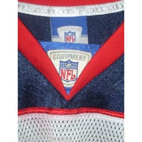 BLEMISHED NFL BUFFALO BILLS MOULDS #80 AWAY COLORS REEBOK JERSEY ADULT XL