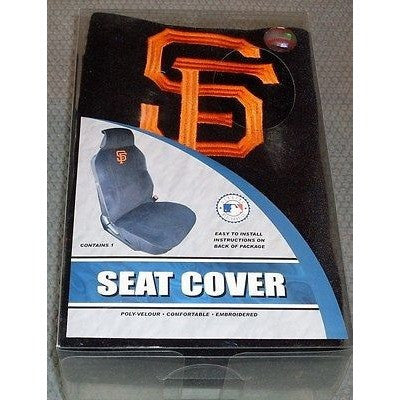 MLB San Francisco Giants Car Seat Cover by Fremont Die