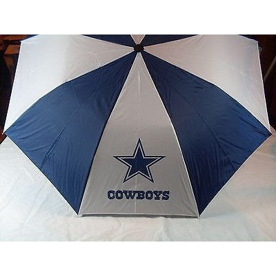 NFL Travel Umbrella Dallas Cowboys By McArthur For Windcraft