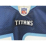 BLEMISHED NFL TENNESSEE TITANS VINCE YOUNG #10 AUTHENTIC REEBOK JERSEY SIZE 52