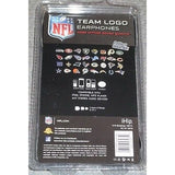 NFL iHip Team Logo Earphones Tampa Bay Buccaneers