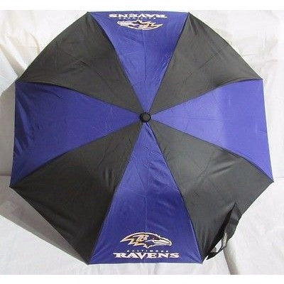 NFL Travel Umbrella Baltimore Ravens By McArthur For Windcraft
