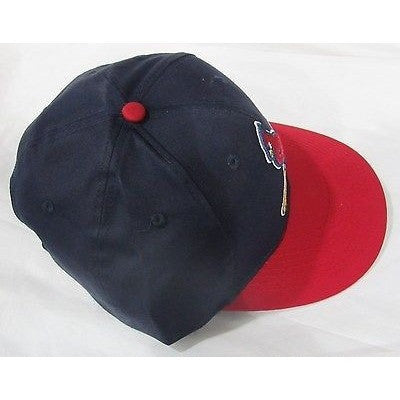 online store e624b 3e004 MLB St. Louis Cardinals Adult Cap Flat Brim Raised Replica Cotton Twill Hat