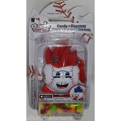 MLB RADZ CANDY DISPENSER - ARIZONA DIAMONDBACKS