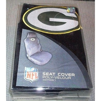 NFL Green Bay Packers Car Seat Cover by Fremont Die