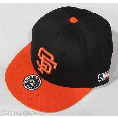 MLB San Francisco Giants Adult Cap Cooperstown Raised Replica Cotton Twill Hat