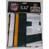 NFL 3' x 5' Team Man Cave Flag Green Bay Packers