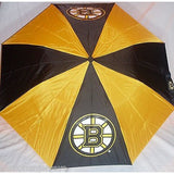 NHL Travel Umbrella Boston Bruins By McArthur For Windcraft