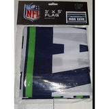 NFL 3' x 5' Team Man Cave Flag Seattle Seahawks