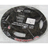 NHL POLY-SUEDE MESH STEERING WHEEL COVER MONTREAL CANADIENS