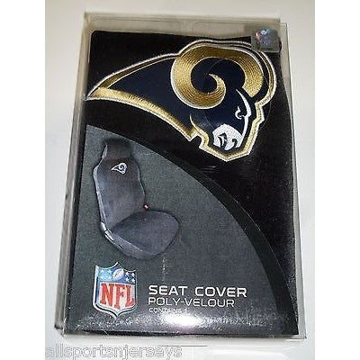 NFL Los Angeles Rams Car Seat Cover by Fremont Die