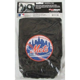 MLB New York Mets Headrest Cover Embroidered Logo Set of 2 by Team ProMark