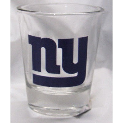 NFL New York Giants Standard 2 oz Shot Glass by Hunter