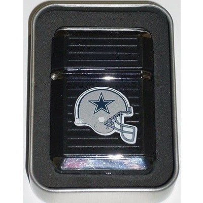 NFL Dallas Cowboys Refillable Butane Lighter w/Gift Box by FSO