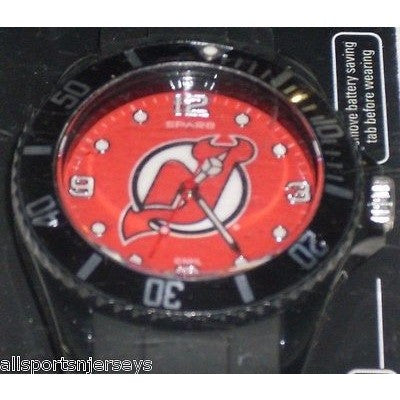 NHL New Jersey Devils Team Spirit Sports Watch by Rico Industries Inc