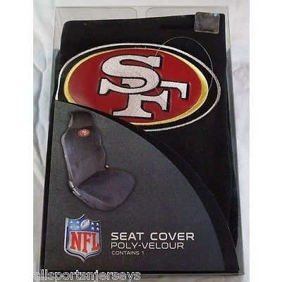 NFL San Francisco 49ers Car Seat Cover by Fremont Die