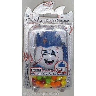 MLB NEW IN PACKAGE RADZ CANDY DISPENSER - NEW YORK METS
