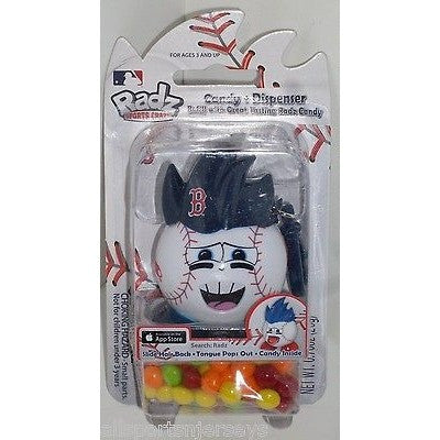 MLB Boston Red Sox New in Package RADZ Candy Dispenser