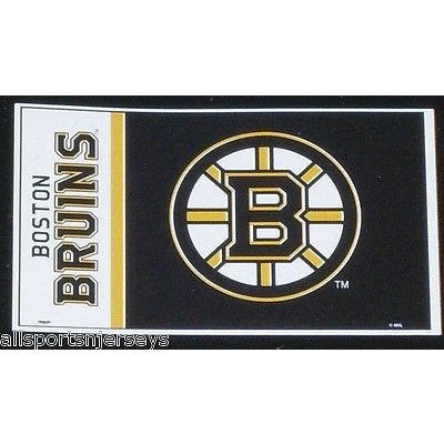 NHL 3' x 5' Team All Pro Logo Flag Boston Bruins by Fremont Die