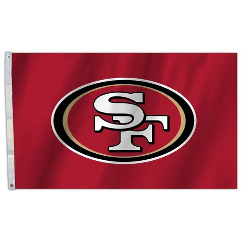 NFL 3' x 5' Team All Pro Logo Flag San Francisco 49ers by Fremont Die