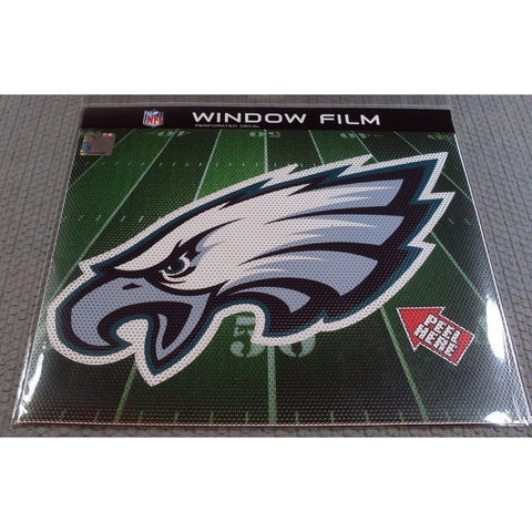 "NFL Philadelphia Eagles Die-Cut Window Film Approx. 12"" by Fremont Die"