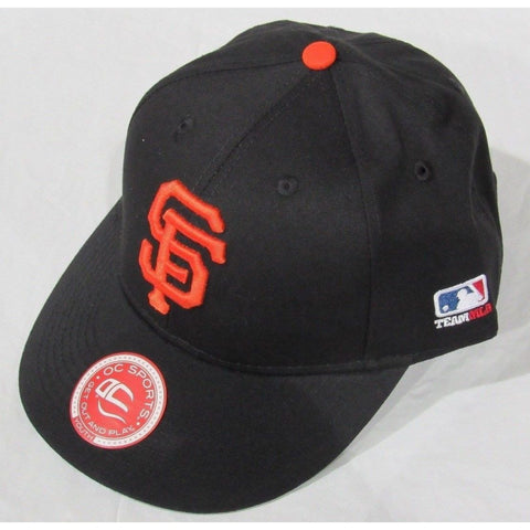 MLB San Diego Padres Youth Cap Flat Brim Raised Replica Cotton Twill Hat