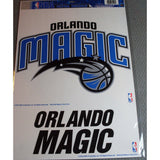 NBA Orlando Magic Ultra Decals Set of 2 By WINCRAFT
